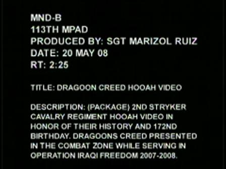 Dragoon Creed
