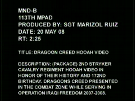 Dragoon Creed
