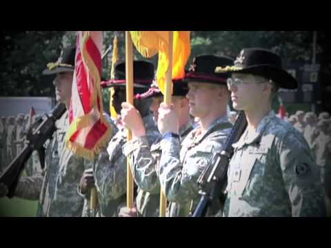 2ND CAVALRY REGIMENT 2011