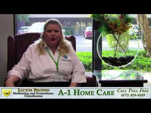 Why Choose A-1 Home Care