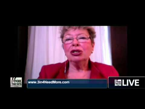 Fox News Interviews Dr. Marion on 3in4 Tour in Texas