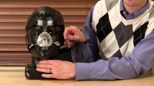 F&P Zest Nasal Mask