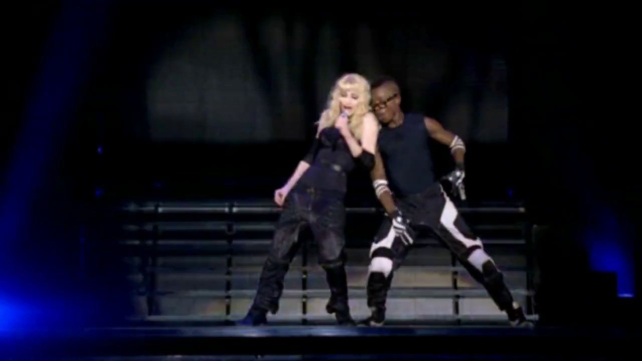 Madonna - Sticky   Sweet Tour - Give It 2 Me [Blu-Ray HD] [www.keepvid.com]