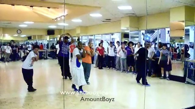 Try Again Choreography by AmountBoyz