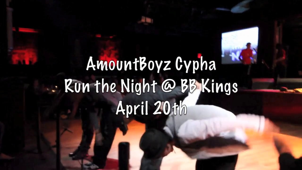 BB KINGS AmountBoyz Freestyle