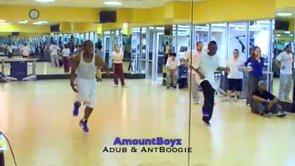 Nobody AmountBoyz Dance Class