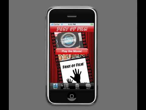 Fans Of Film Movie app on iphone