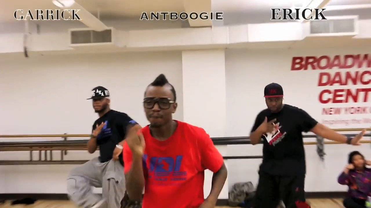 Feel Right Choreography by AntBoogie