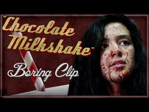 """Chocolate Milkshake"" (Promo clip) - A Short Film by Marina Bruno"