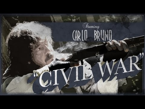 """Civil War"" (Full Length) - A Short Film by Marina Bruno"
