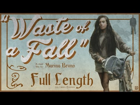 """Waste of a Fall"" (Full Length) - A Short Film by Marina Bruno"