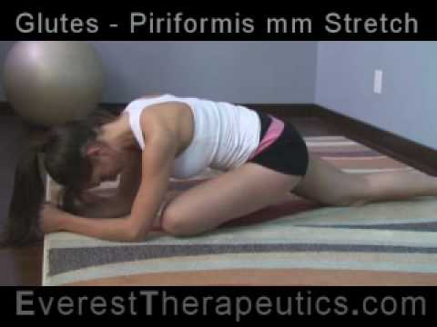 Glutes - Piriformis Muscle Stretch