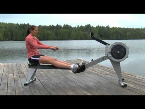 Correct Rowing Technique