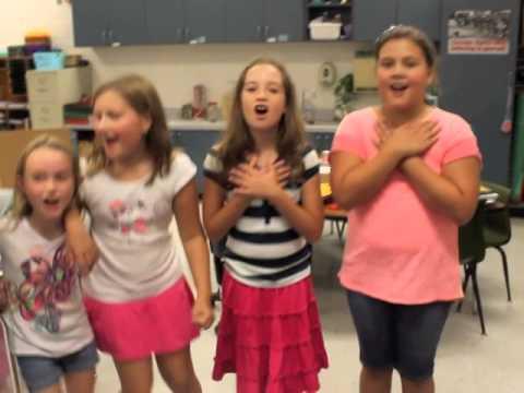 ALS Ice Bucket Challenge - Randolph Elementary