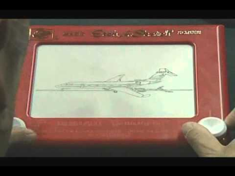 Etch-A-Sketch(R) Art Presented By Jason Swartz