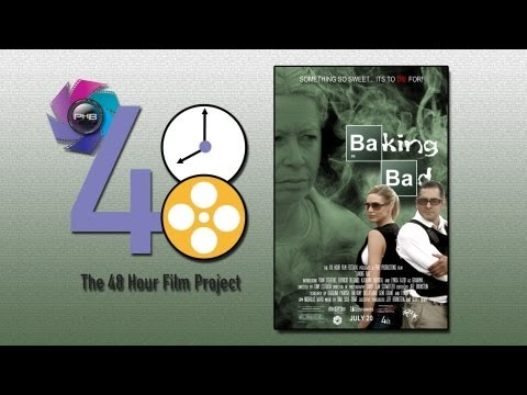 """Baking Bad"" - A 48 Hour Film Project Finalist, Albuquerque, 2012"