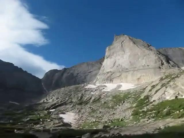 First Ascent of 'Flight of the Kiwi' on the Chiefshead, RMNP, CO