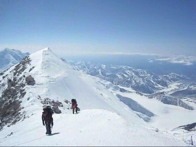 Denali Summit climb- Alaska