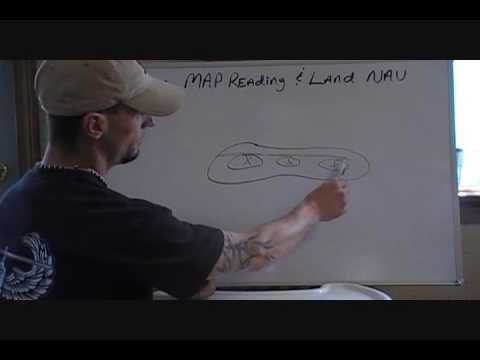 Land Nav Part 1(basic map reading)