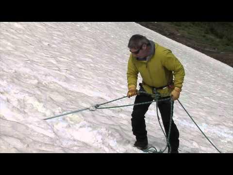 Climbing Tools: Ice Axe T-Slot