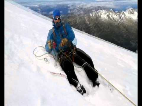 Crevasse Rescue for 2 man rope teams