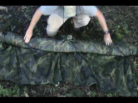 Horseshoe Blanket Roll