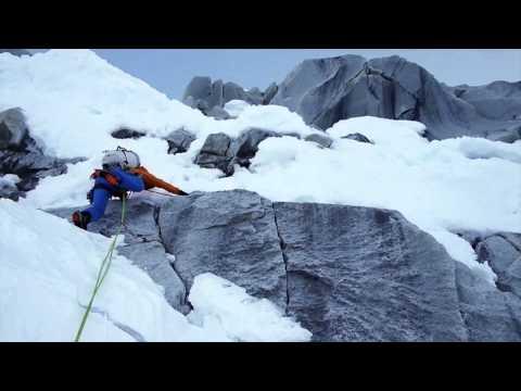 PIOLET D'OR 2014 - Mount Laurens, 3052m (Alaska)
