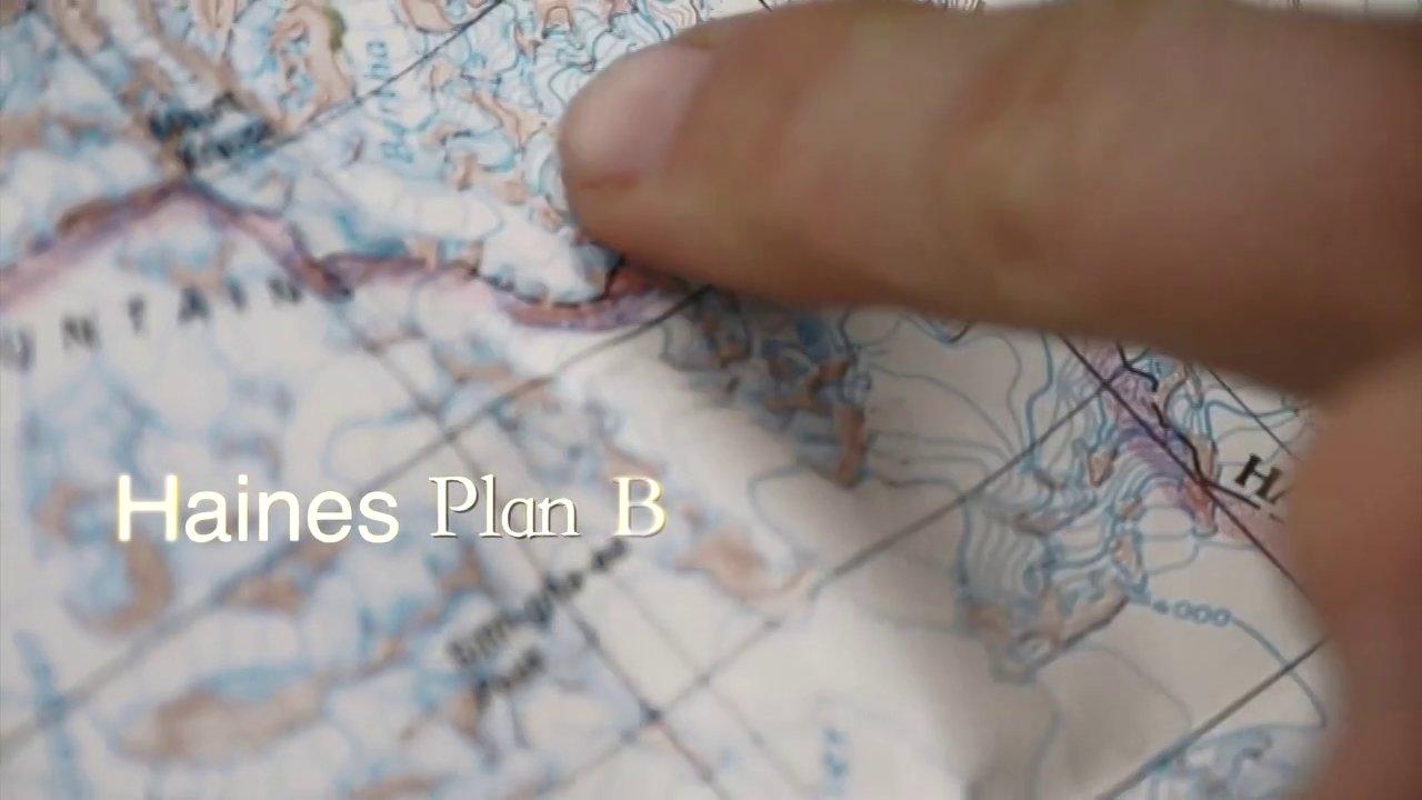 Haines: Plan B