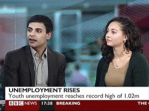 BBC News talk- CIC discusses Youth Unemployment