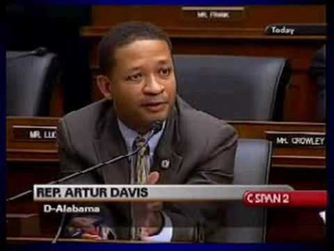 Artur Davis, Maxine Waters and the Cabol of the Socialists