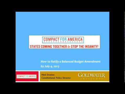 Compact for America   Overview Briefing