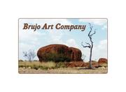Brujo Art Company Logo
