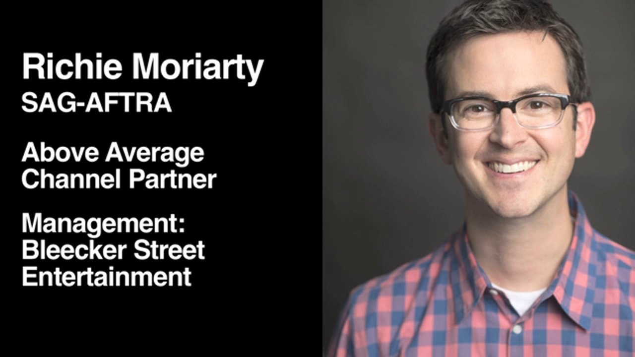 Richie Moriarty Character and Impression Reel
