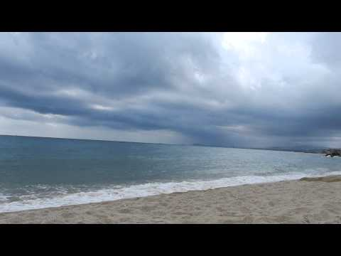 Sonido olas del mar, Sound of the sea, HD 1080p