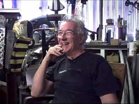 Metal Sculptor Bill Boyce