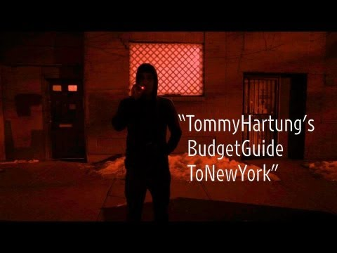 Tommy Hartung's Budget Guide to New York