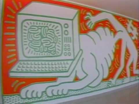 Keith Haring - Artists at Work