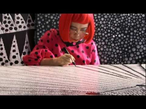 Yayoi Kusama - Artists at Work