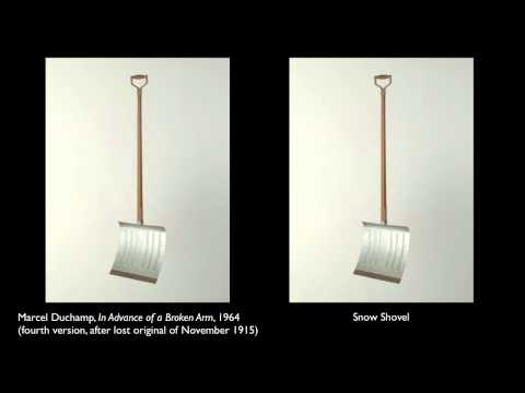 Duchamp's Shovel: Art as Concept