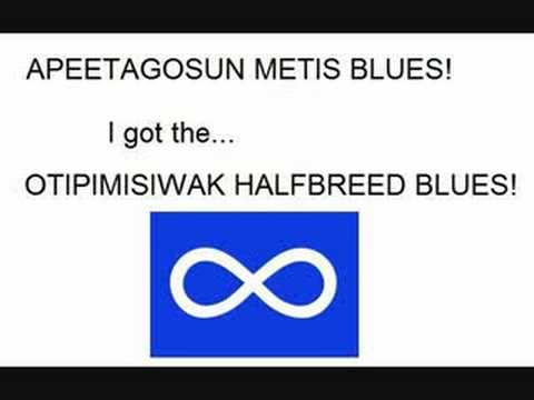 Halfbreed Blues