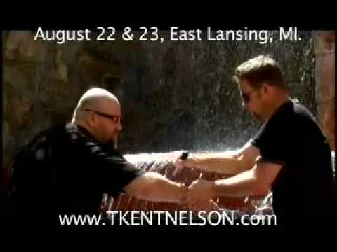 Guro T. Kent Nelson - Seminar Promo for August 2009