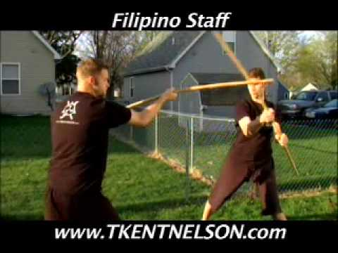 Guro T. Kent Nelson - Filipino Martial Arts Camp 2010