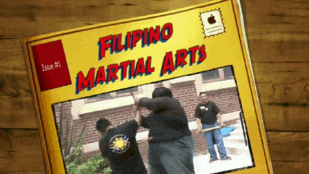 Filipino Martial Arts School