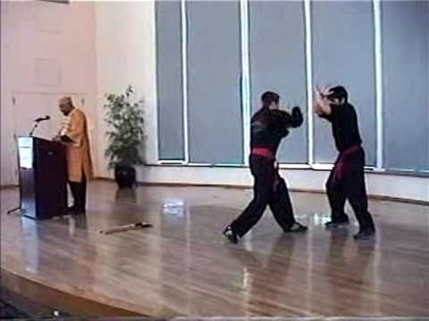 The History and Structure of African American Martial Arts
