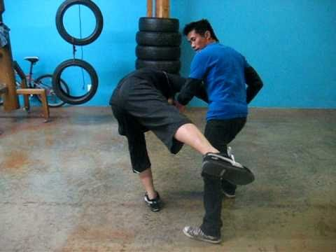 ARM JAM TO SILAT TAKEDOWN