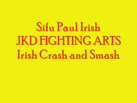 Sifu Paul Irish