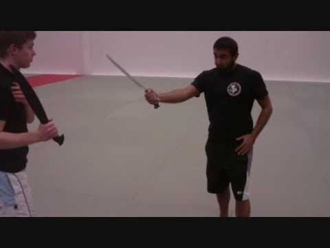 Machete Fighting - Distance Principles - FIGHTING FOR LIVES