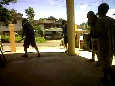 Escrima Hawaii - FFA Stick and Knives Melee Sparring