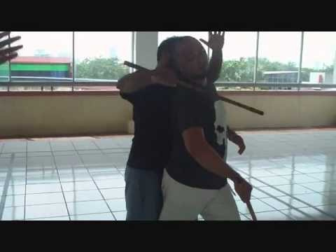 Stick Grappling with my bro Chico Wolf in Jakarta - Parvez Alam, FIGHTING FOR LIVES