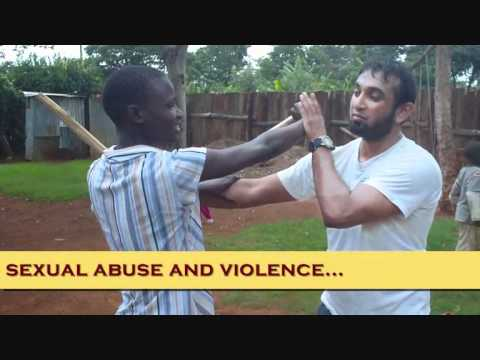 For Kenyan Street Children at Berur, June 2012 - Parvez Alam, FIGHTING FOR LIVES